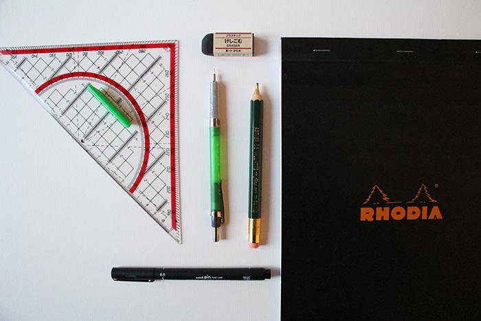 Débuter la calligraphie - les basiques