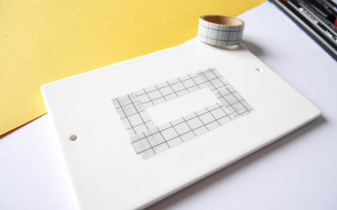 Feutre porcelaine Edding - Calligraphique