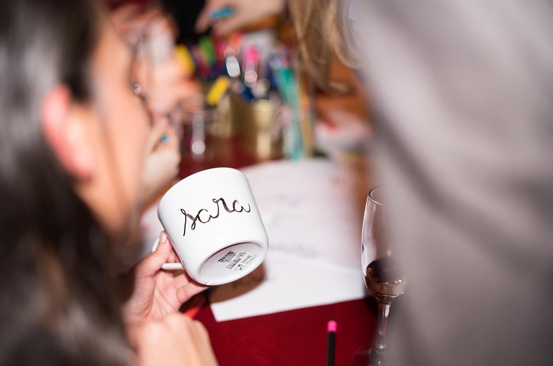 Bar créatif collaboratif – Axance Calligraphique