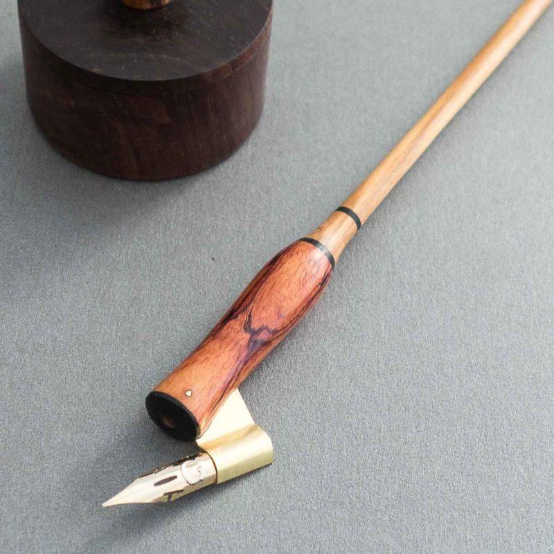 Ductu porte plumes artisanaux - calligraphique