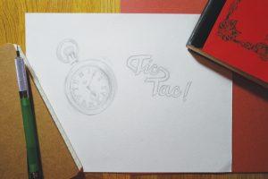 5 conseils pour une année créative - calligraphique