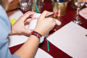Bar créatif collaboratif - Axance Calligraphique