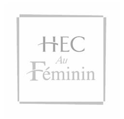 Logo HEC au féminin