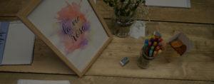 Apprendre la calligraphie et le brush lettering
