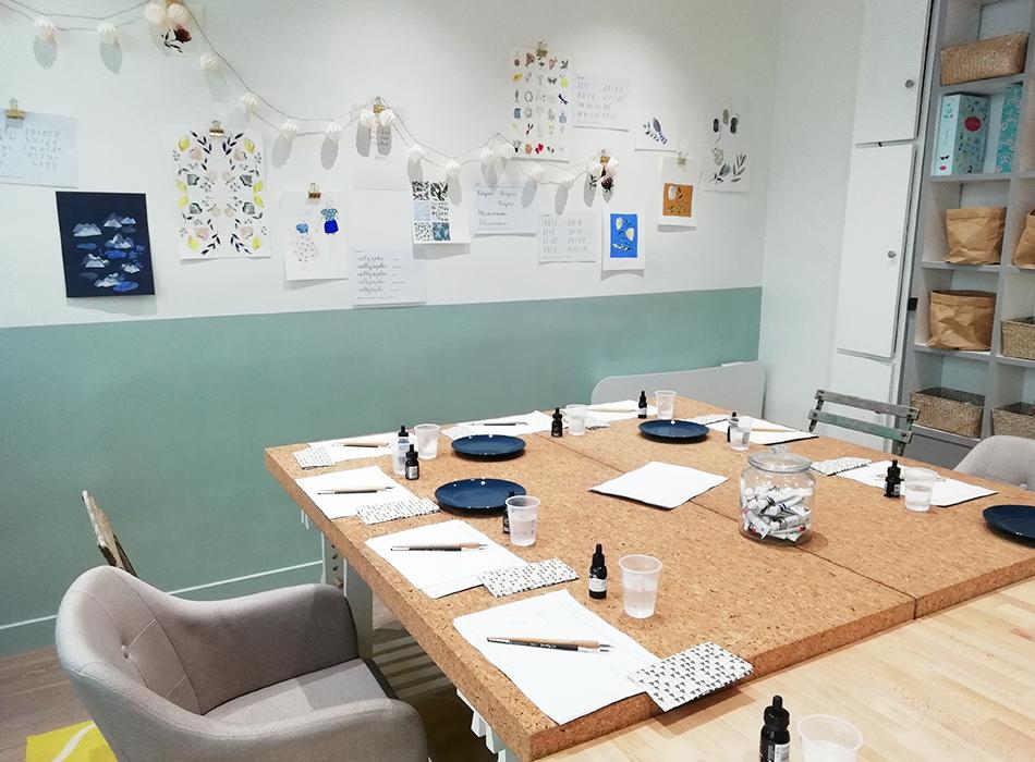 Atelier calligraphie Artesane – Calligraphique