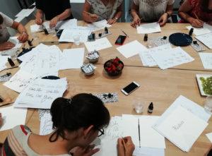 Atelier calligraphie Artesane - Calligraphique