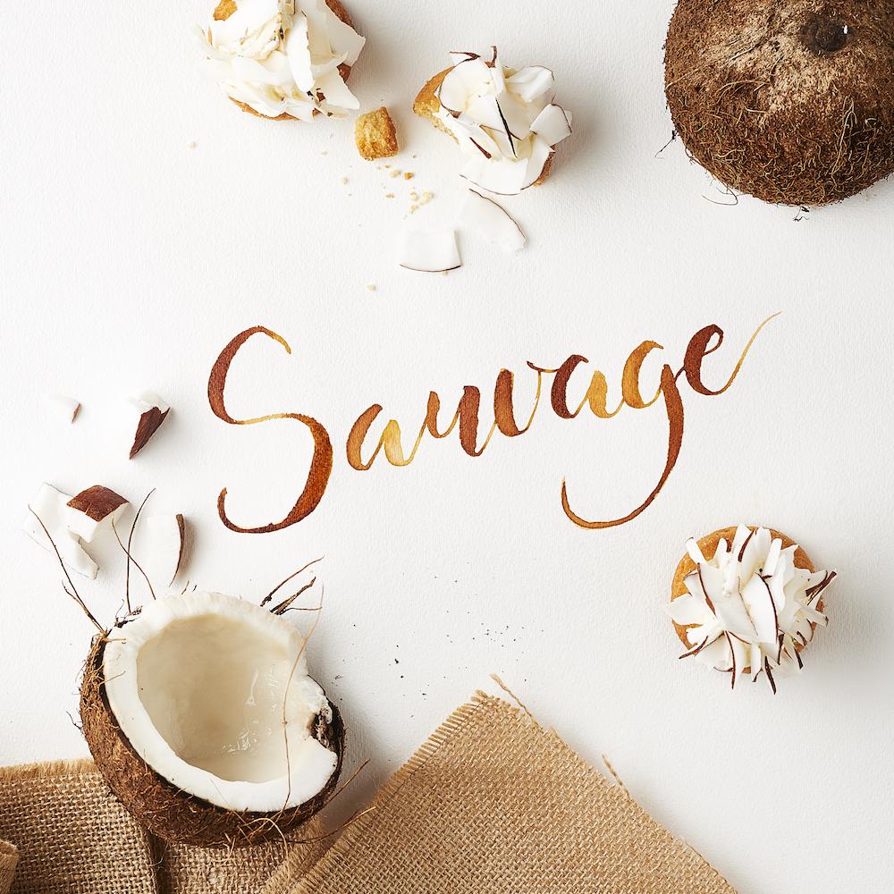 calligraphie et photo culinaire – Calligraphique